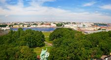 Free Panorama Of Saint-Petersburg Royalty Free Stock Image - 16033506