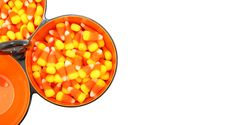 Free Bowls Of Candy Corn Stock Photos - 16033913