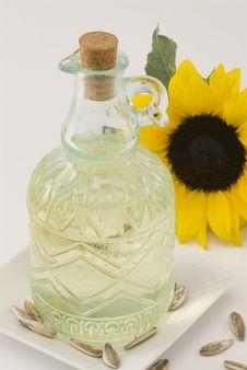 Free Sunflower. Stock Image - 16035391