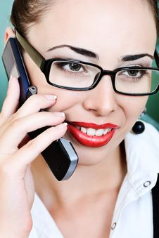 Free Business Call Stock Image - 16036981