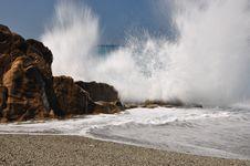 Free Big Waves Stock Photo - 16038720