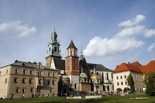 Free Cracow Stock Photography - 16038742