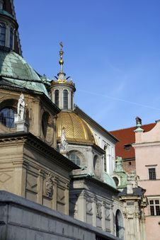 Free Cracow Royalty Free Stock Photography - 16038817
