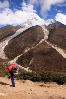 Free Mountain Sherpa Royalty Free Stock Photography - 16039767