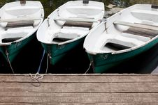 Free Boat On The Water Stock Photos - 16040583