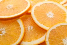 Free Orange Clipping Path Stock Photo - 16041250
