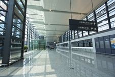 Free Shanghai Hongqiao Airport Stock Image - 16043971
