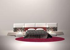 Free Modern Interior Royalty Free Stock Photography - 16044637