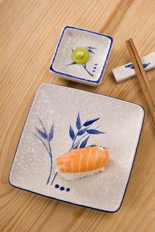 Free Nigiri Sushi Stock Photo - 16046040