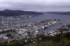 Free Bergen In Norway Royalty Free Stock Photos - 16047528