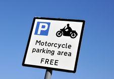 Free Parking Sign Royalty Free Stock Photos - 16047728