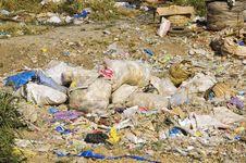 Free Garbage Dump Royalty Free Stock Photos - 16047738