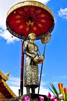 Free Kuba Srivichai Monuments Stock Images - 16047864