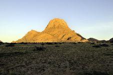Free Spitzkoppe Mountain Royalty Free Stock Image - 16048126