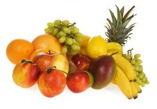 Free Assortment Of Fresh Fruits Stock Photography - 16048422