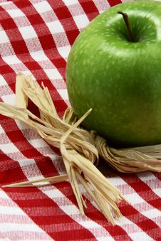 Free Green Apple Stock Image - 16049701