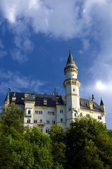Free Castle Neuschwanstein Royalty Free Stock Images - 16049869