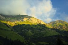 Free Alpin View Royalty Free Stock Photos - 16049958