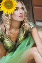 Free Fashionable Woman Like A Doll Royalty Free Stock Photo - 16054675