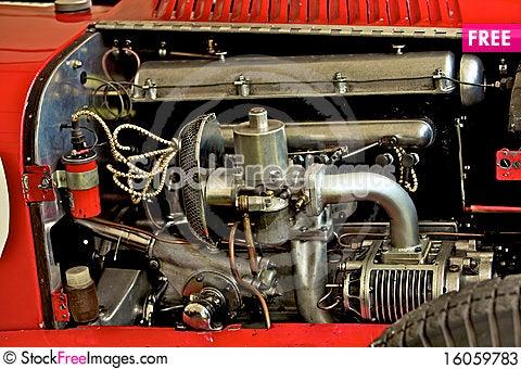 Free Engine Stock Photos - 16059783
