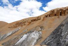 Free Himalaya Range Royalty Free Stock Images - 16050689