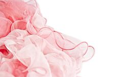 Free Pink Silk Scarf Stock Images - 16050864