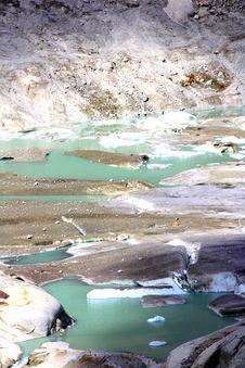 Free Glacier Melting Royalty Free Stock Photo - 16052475