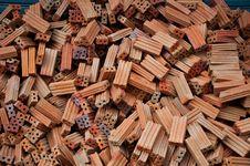 Free Brick Red Stock Image - 16053221
