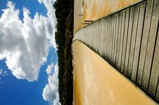 Free Boardwalk Over Artist S Palette, Wai-O-Tapu Stock Image - 16053631