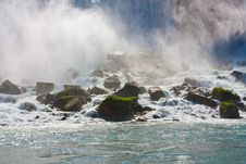 Free Niagara Falls, American Fall Stock Photos - 16053733