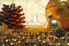 Free Christmas Decoration Stock Photography - 16054222