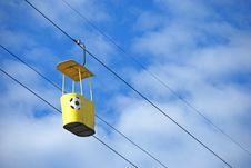 Free Cableway Stock Image - 16054511