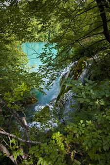 Free Plitvice Lakes Stock Images - 16054674