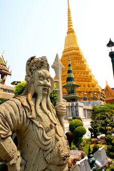 Free Statue Royalty Free Stock Photos - 16054698