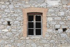 Free Ruins Window Stock Photo - 16054830