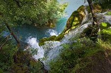 Free Plitvice Lakes Royalty Free Stock Images - 16054879