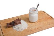 Free Rice Pudding Stock Photos - 16055033