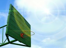 Free Basketball Royalty Free Stock Photos - 16055138