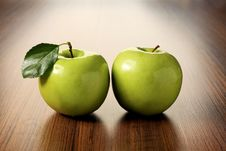 Free Green Apples Stock Photos - 16056023