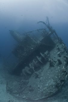 Free Gianiss D Shipwreck Stock Photography - 16056082