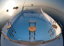 Free Sun Deck Of A Nautical Vessel Stock Photo - 16056150