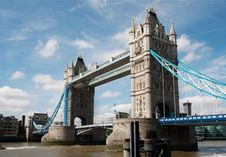 Free Tower Bridge. London. UK. Royalty Free Stock Photo - 16056735