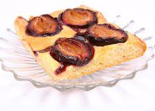 Free Plum Pie Stock Images - 16057014