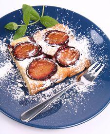 Free Plum Pie Stock Images - 16057024