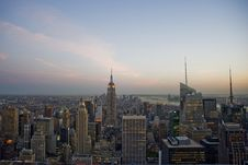 Free Empire State Building Stock Image - 16059791