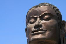 Free Face Of Buddha Stock Images - 16059944