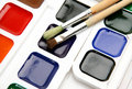 Free Paints And Brushes Stock Images - 16067624
