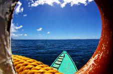 Free Land Ahoy! Stock Photography - 16060002