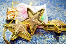 Free Christmas Toys Royalty Free Stock Image - 16060676