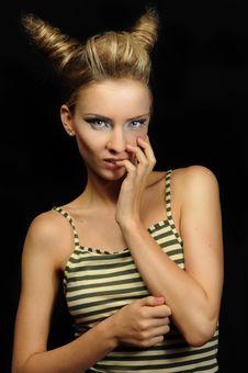 Free Teenage Girl Stock Images - 16061844